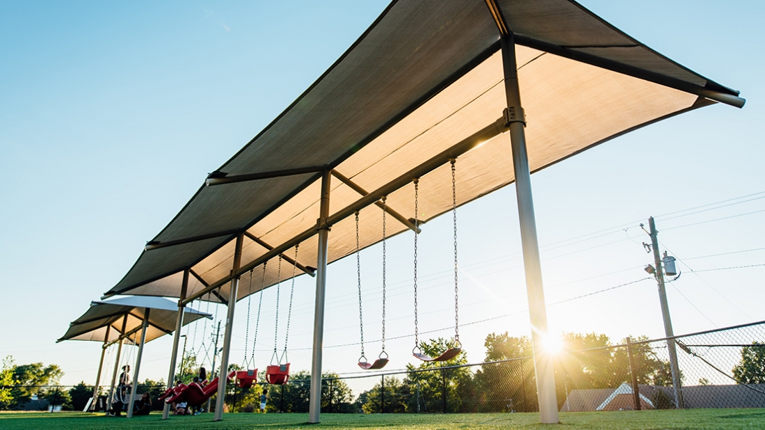 Swing Set Canopy